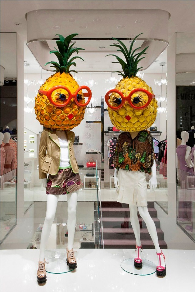 MOSCHINO'S BOUTIQUE IN MILAN MOSCHINO'S BOUTIQUE IN MILAN pin  Home pin