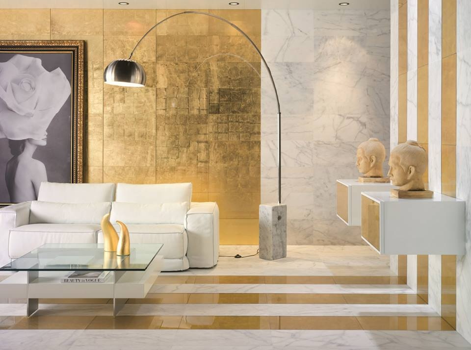 Gold Interior suggestions for home