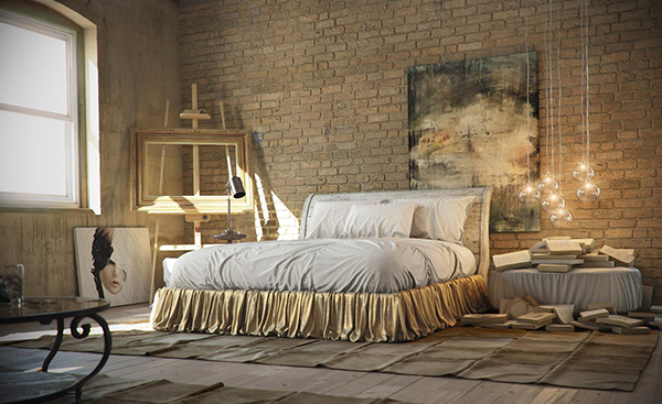 insdustrial bedrooms design style INDUSTRIAL STYLE: INSPIRATIONAL BEDROOMS DESIGN INDUSTRIAL STYLE: INSPIRATIONAL BEDROOMS DESIGN 7