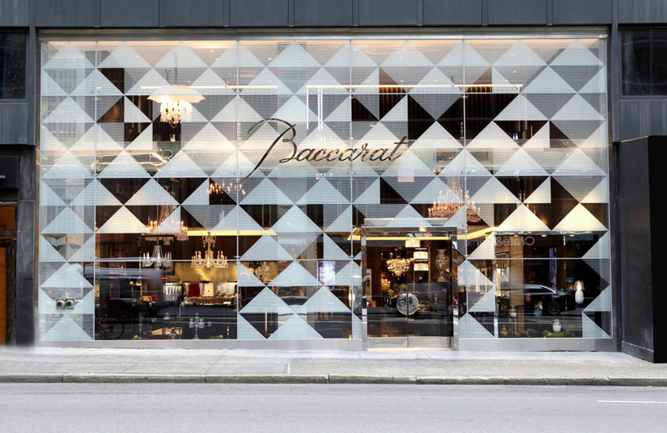 New Luxury Boutiques Baccarat NYC NEW LUXURY BOUTIQUES NEW LUXURY BOUTIQUES The Latest Luxury Boutiques 2