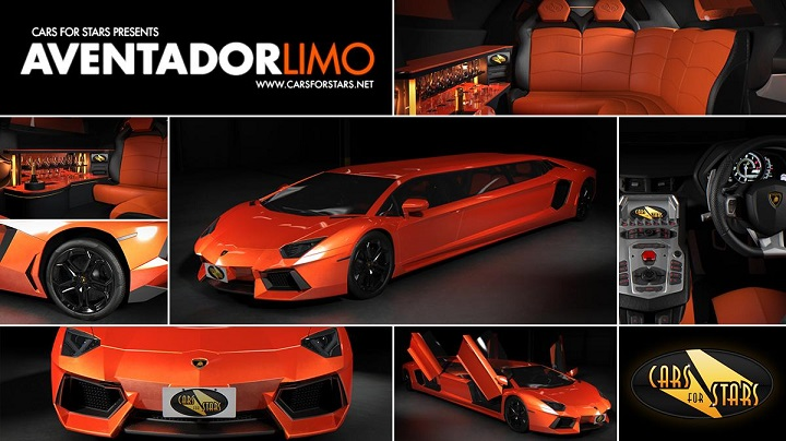 expensive limousine The Most Expensive Limousines In The World 10 of the Most Expensive Limousines in the World lamborghini aventador stretch limo
