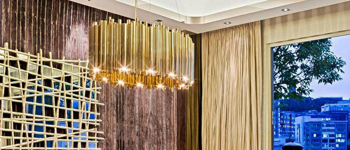 how to decorate with luxury ceiling lights