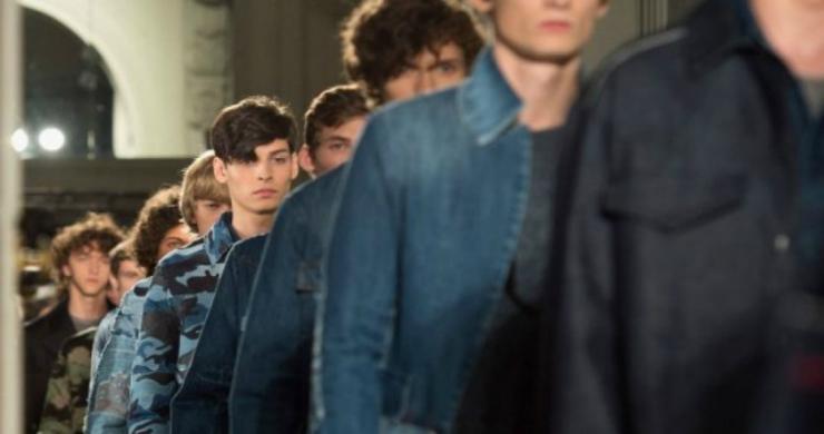 Men's Fashion Week debuts in New York Men's Fashion Week debuts in New York 00  Home 00