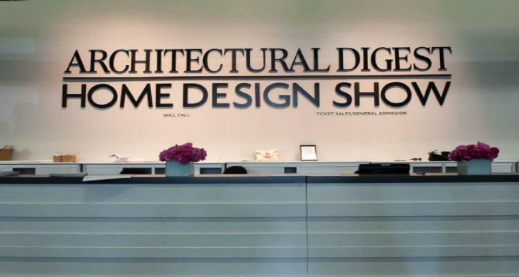 Architectural Digest Design Show Architectural Digest Design Show Architectural Digest Design Show kapaaaaa