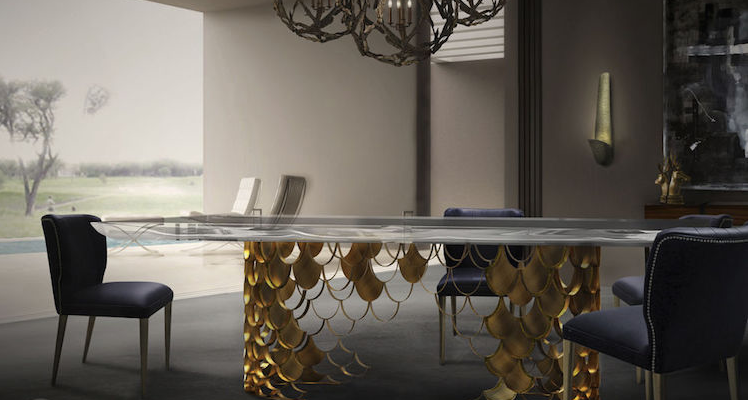 A Fashionable dining tables selection A Fashionable dining tables selection CAPA 12