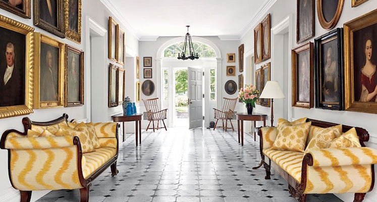 Sophisticated Entry Hall Ideas Sophisticated Entry Hall Ideas CAPA 14