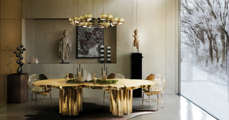 tips and pieces tips and pieces Tips and pieces to add a glam touch to your dining room 0 tips and pieces