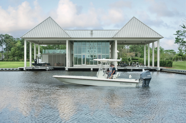 Tara Shaw Design Outstanding Glass Boathouse by Tara Shaw Design Boathouse 1
