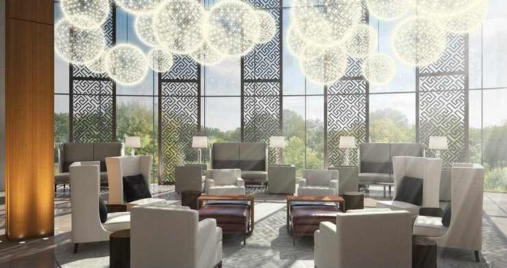 Paradigm Design Group Paradigm Design Group Best hospitality projects from Paradigm Design Group 0 Hilton Iraq