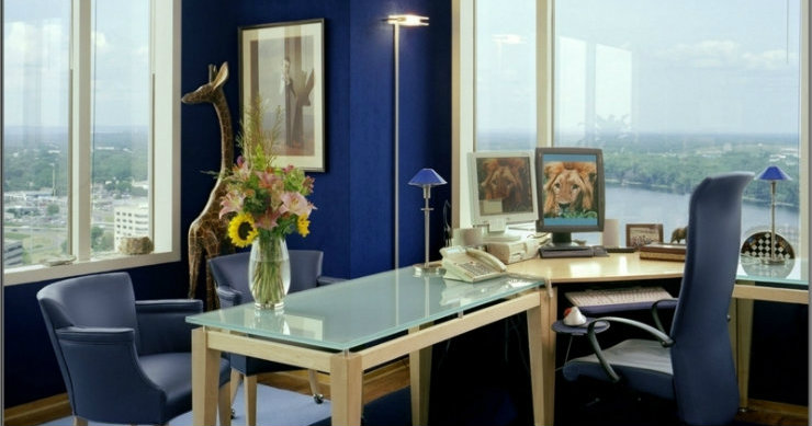 office colors office colors The best office colors to make you more productive 0 blue office