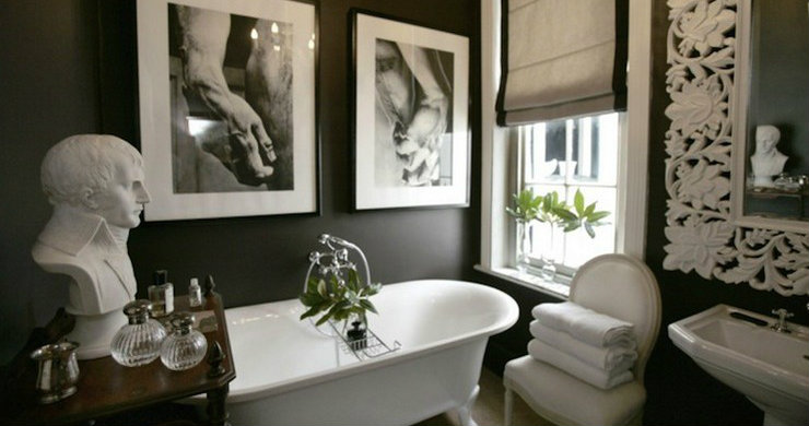 small bathrooms 30 amazing ideas for small bathrooms 00 Small Bathroom Ideas