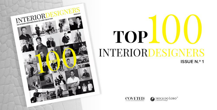 top 100 interior designers TOP 100 Interior Designers by Boca do Lobo & Coveted Magazine – Part 4 top 100 5