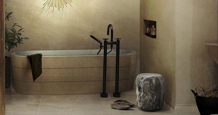 luxury bathroom 25 breathtaking ideas for a Luxury bathroom 000 9