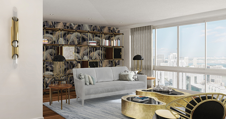 Modern Apartment Décor: Take a Look Inside This Incredible Apartment modern apartment décor Modern Apartment Décor: Take a Look Inside This Incredible Apartment capa