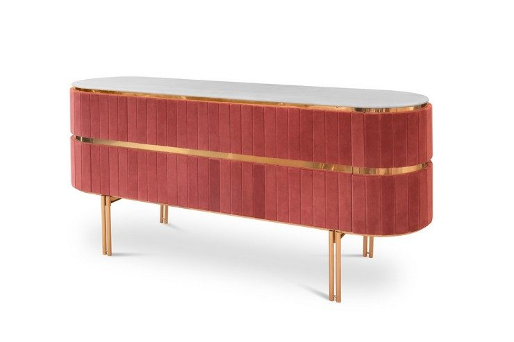 The most exquisite modern sideboards and consoles modern sideboards and consoles The most exquisite modern sideboards and consoles edith sideboard 02 HR 740x493