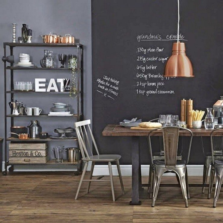 Copper and Black inspiring interior design ideas copper and black Copper and Black Inspiring Interior Design Ideas 21 black copper 740x740