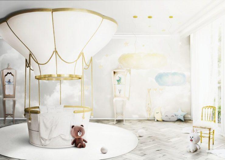 decorate children 's bedroom How to decorate children 's bedroom with Magical Furniture CC Kids Bedroom 10 740x529