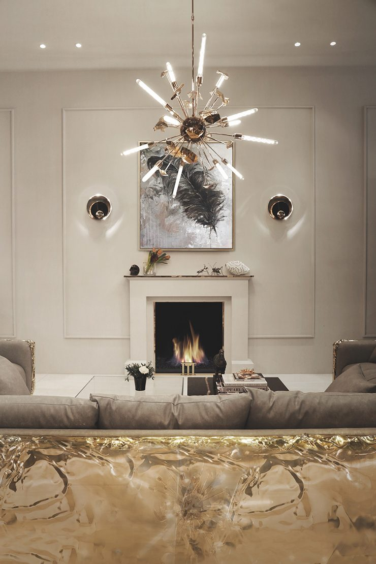 interior design tips Interior Design Tips: Nature Inspired Living Rooms metamorphosis sconces ambience 03 1 740x1110