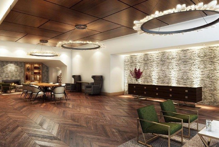 ZAZA Memorial City top interior designers Texas Top Interior Designers: Design Duncan Miller Ullmann ZAZA Memorial City  740x496