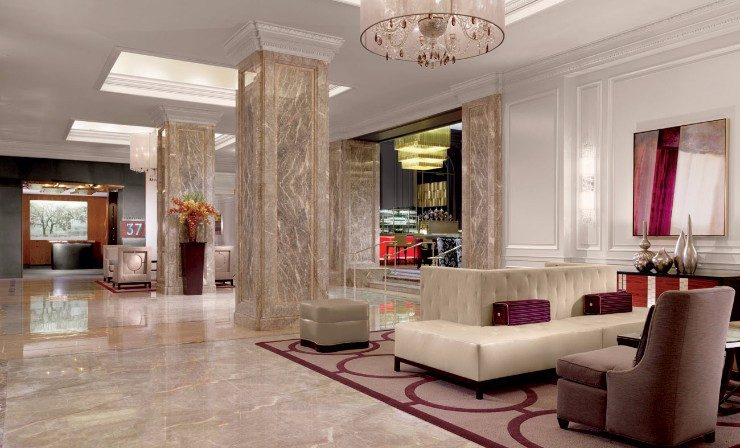 Ritz-Carlton San Francisco hospitality The Best of Forrest Perkins Hospitality Projects Ritz Carlton San Francisco San Fran CA TN 740x448
