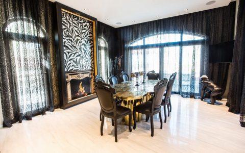 limited edition dining table Discover Fortuna, a Limited Edition Dining Table B Fortuna dining table Boca do Lobo interior design Saadiyat UAE Archi living resize 2 480x300