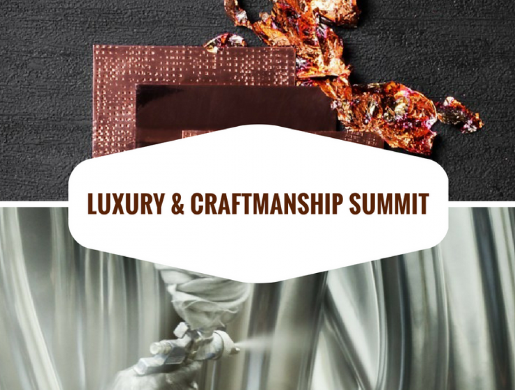 summit Discover The Speakers Of The Luxury Design & Craftsmanship Summit 2018 All The Scoop Behind The Luxury Design And Craftsmanship Summit 2018 740x560