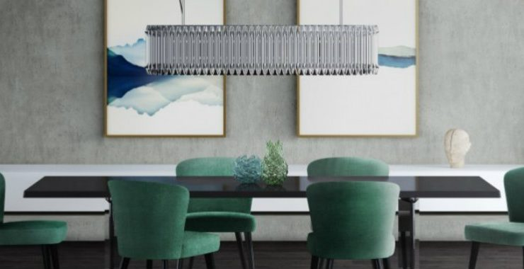 dining room design 5 amazing dining room design for next year matheny rectangular suspension 740x380