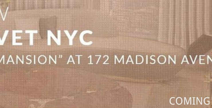 bespoke design The Bespoke Design of The Mansion in Madison Avenue MAIN 740x380