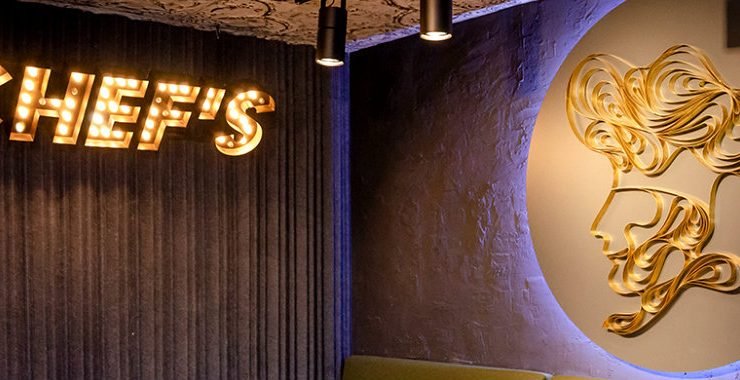 interior designer Yonca Sirmen Is The Interior Designer Of The Chef's Bistro Yonka Sirmen Is The Interior Designer Of The Chefs Bistro capa 740x380
