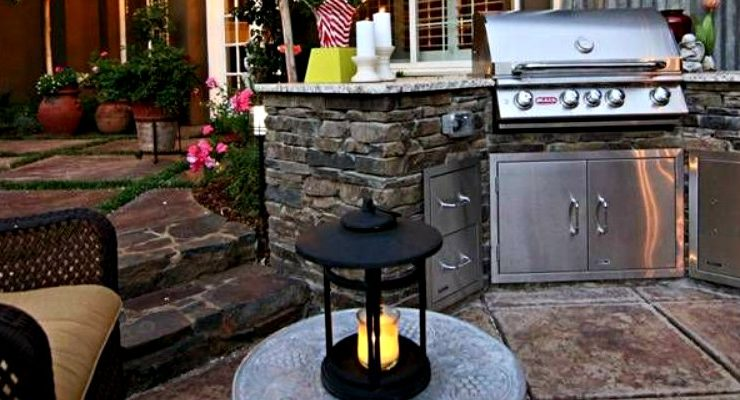 Outdoor Kitchen Design Ideas 10 Outdoor Kitchen Design Ideas Perfect For Your Backyard 10 Outdoor Kitchen Design Ideas Perfect For Your Backyard capa 740x400