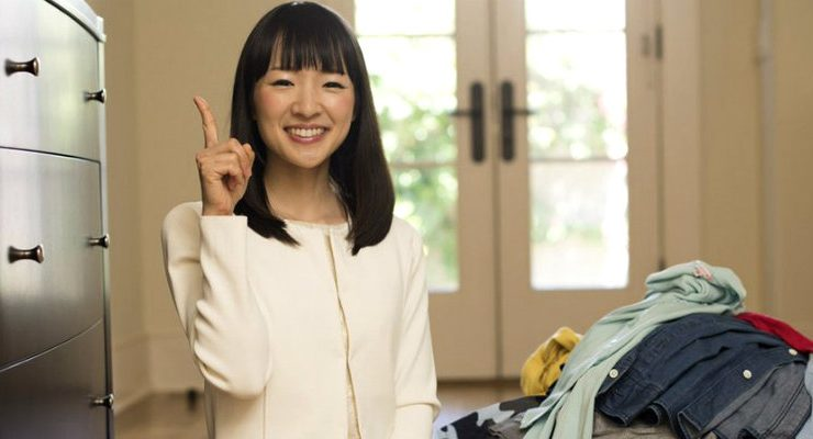 Marie Kondo Marie Kondo's Personal Tips For A Tidy Home Decor Marie Kondos Personal Tips For A Tidy Home Decor capa 740x400