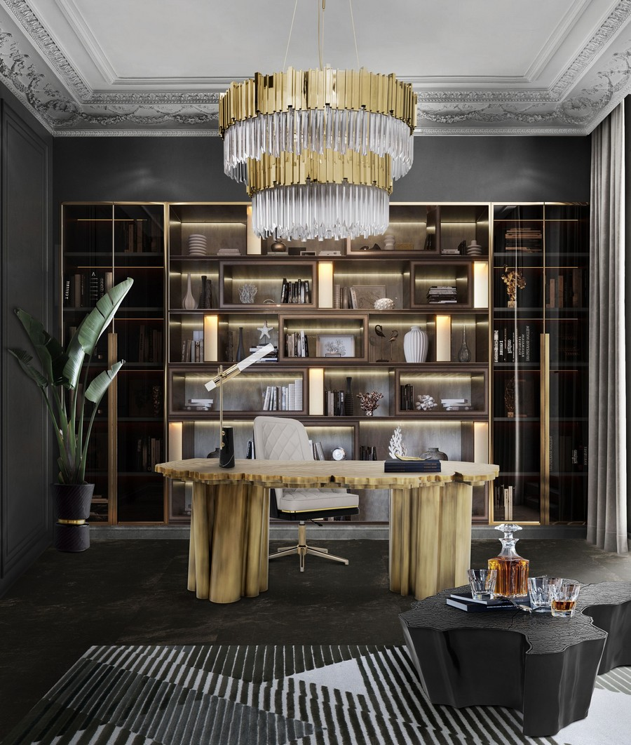 Create A Luxury Office Decor With These 3 Incredible Decor Tips office decor Create A Luxury Office Decor With These 3 Incredible Decor Tips Create A Luxury Office Decor With These 3 Incredible Decor Tips 5