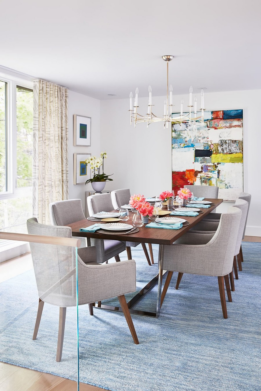 7 High-End Dining Room Design Ideas Perfect For Your Home Decor high-end dining room design 7 High-End Dining Room Design Ideas Perfect For Your Home Decor High End Dining Room Design 6