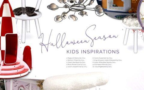 Inspiring Halloween Design Ideas For Your Kids' Bedroom Decor