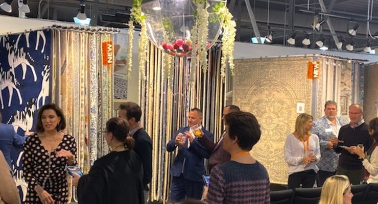 See The Renowned Furniture Designers Spotted At High Point Market 2019