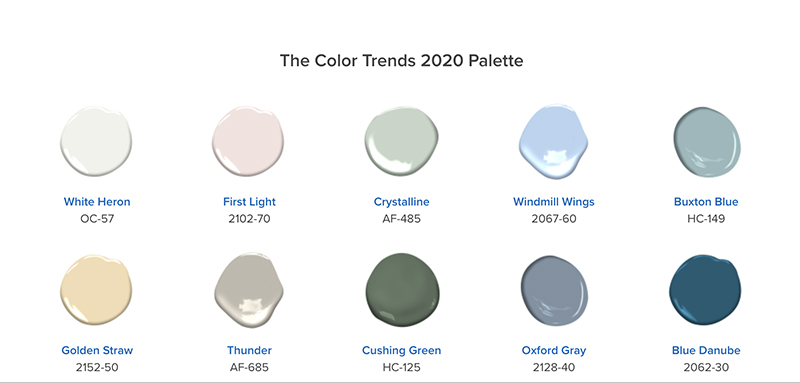 Decorate With Benjamin Moore's Color Of The Year For 2020 benjamin moore Decorate With Benjamin Moore's Color Of The Year For 2020 Decorate With Benjamin Moores Color Of The Year For 2020