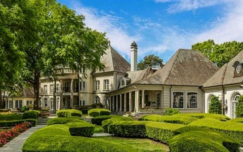 This French Style Residential Design Is Texas Most Famous Estate french style residential design This French Style Residential Design Is Texas Most Famous Estate This French Style Residential Design Is Texas Most Famous Estate capa 480x300