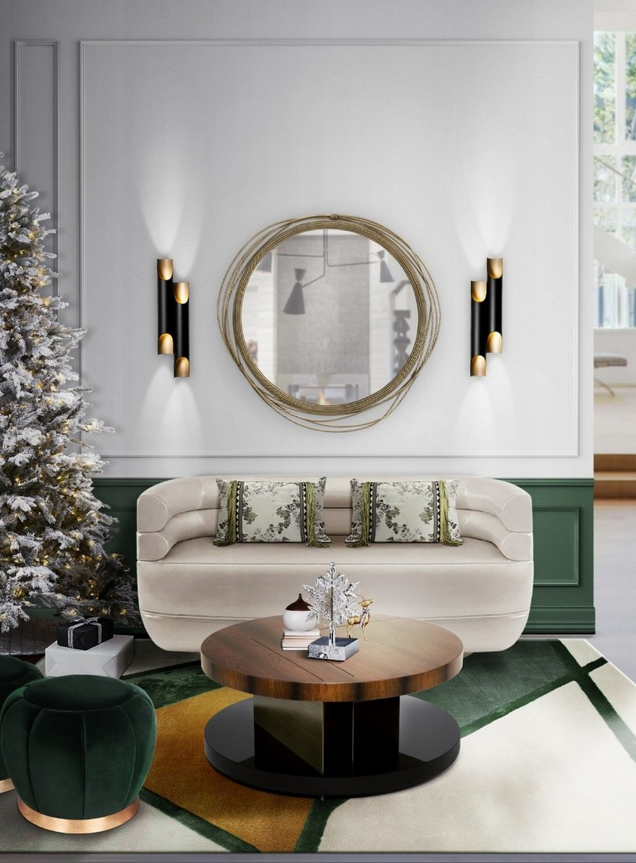 Your Holiday Living Room Decor Need These 9 Incredible Accessories