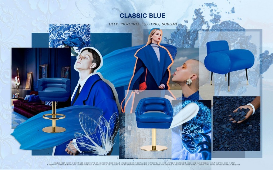 Add Pantone's Color Of the Year 2020 Through These Furniture Ideas pantone Add Pantone's Color Of the Year 2020 Through These Furniture Ideas Add Pantones Color Of the Year 2020 Through These Furniture Ideas