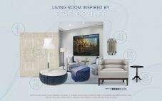Be Inspired By Eric Cohlers Living Room Moodboard 227x142