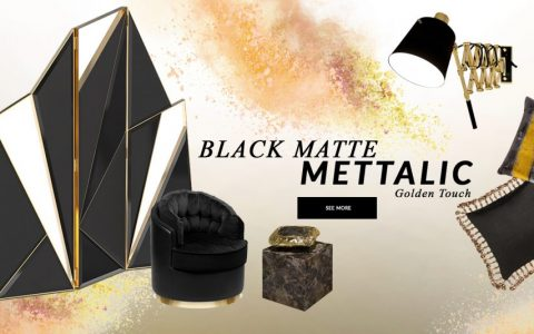 black matte mettalic Embrace The Black Matte Mettalic Into Your Design Trend For 2020 Embrace The Black Matte Mettalic Into Your Design Trend For 2020 480x300