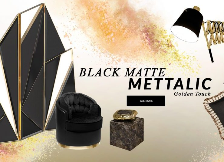 black matte mettalic Embrace The Black Matte Mettalic Into Your Design Trend For 2020 Embrace The Black Matte Mettalic Into Your Design Trend For 2020 740x534