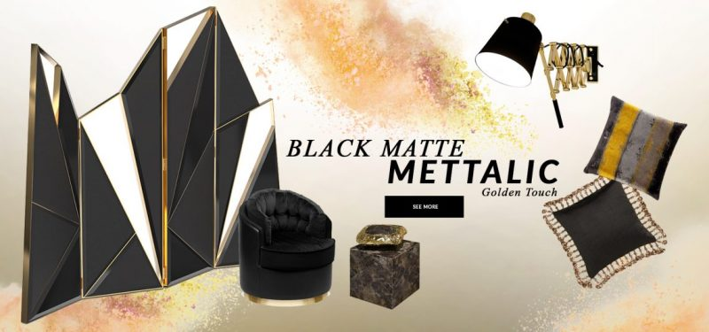 black matte mettalic Embrace The Black Matte Mettalic Into Your Design Trend For 2020 Embrace The Black Matte Mettalic Into Your Design Trend For 2020 e1582047091753