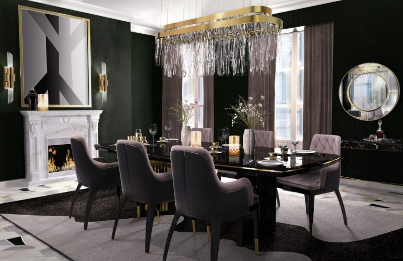 dining room look Improve Your Dining Room Look With Bespoke Pieces Improve Your Dining Room Look With Bespoke Pieces12 scaled e1581609316944
