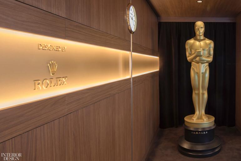 oscars 2020 Oscars 2020: Rolex Green Room & Swarovski-Embellished Stage Oscars 2020 Rolex Green Room Swarovski Embellished Stage