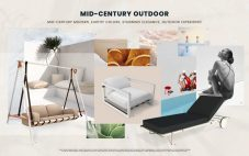 Get Your Home Summer Ready With New Mid Century Outdoor Furniture 227x142