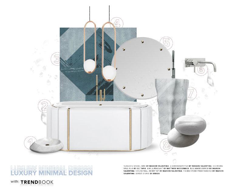luxury minimal design Luxury Minimal Design For Your Lavish Bathroom! Luxury Minimal Design For Your Lavish Bathroom