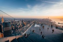 New York Opens The Highest Outdoor Sky Deck Above Hudson Yards 2 213x142
