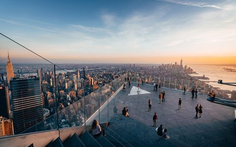 hudson yards New York Opens The Highest Outdoor Sky Deck Above Hudson Yards New York Opens The Highest Outdoor Sky Deck Above Hudson Yards 2 480x300