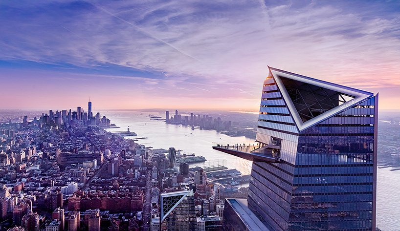 hudson yards New York Opens The Highest Outdoor Sky Deck Above Hudson Yards New York Opens The Highest Outdoor Sky Deck Above Hudson Yards 4
